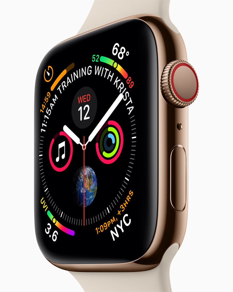 Apple watch séries 4