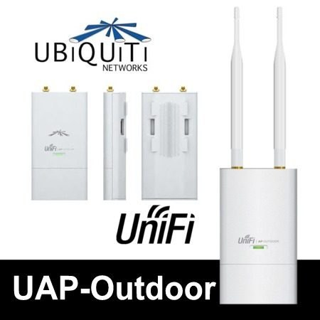 Ubiquiti UniFi UAP-Outdoor+ 2.4GHz  Access Point 300Mbps N