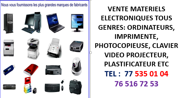 MATERIELS ELECTRONIQUE
