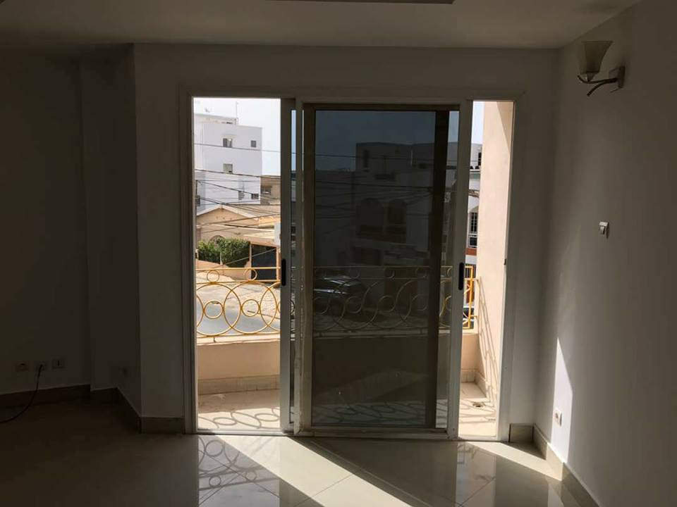 Location appartement neuf à Ngor-Almadies