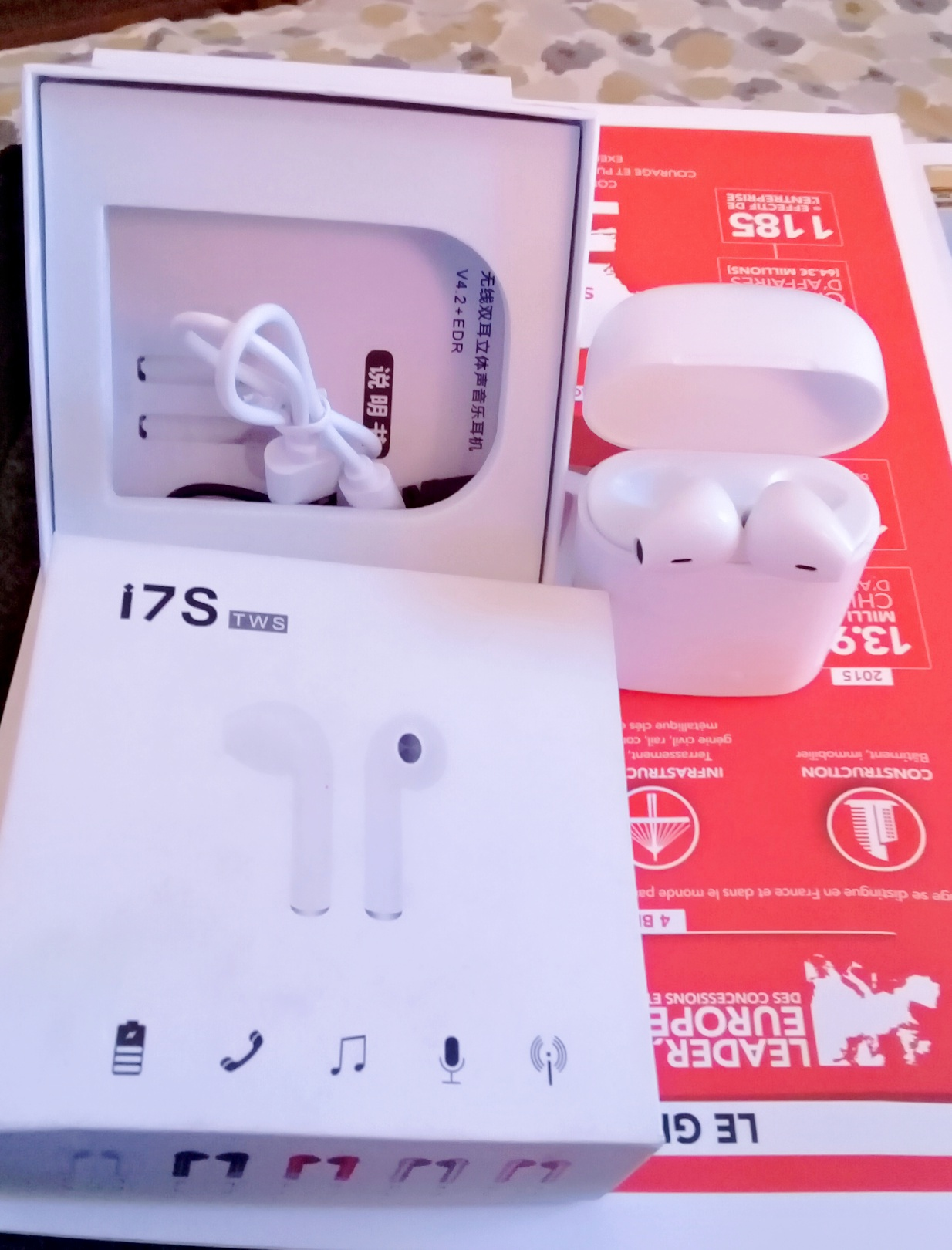 Airpods universels