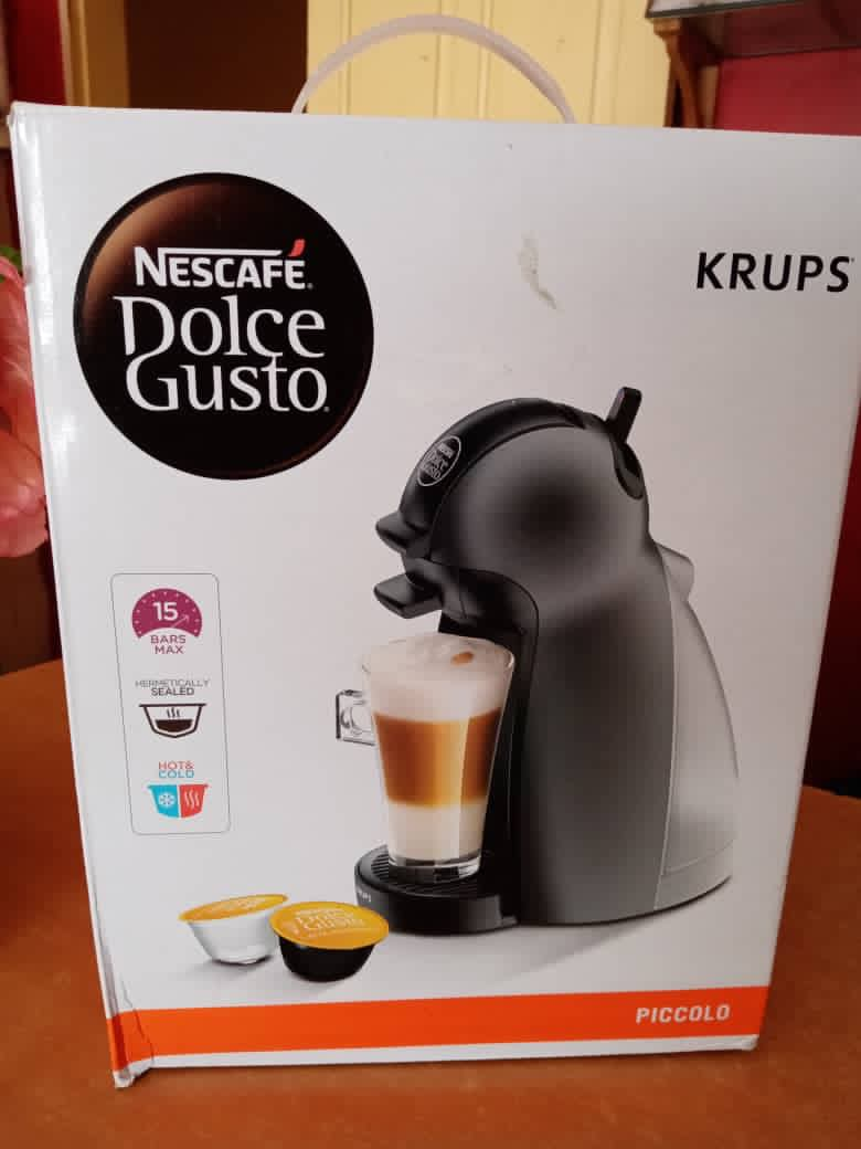 A VENDRE MACHINE a CAFE DOLCE GUSTO