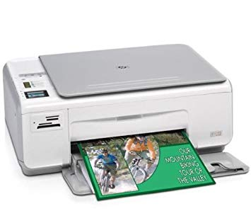 HP - Photosmart C4280 All-in-One - imprimante multifonctions couleur - jet d'encre /copie /impression - USB