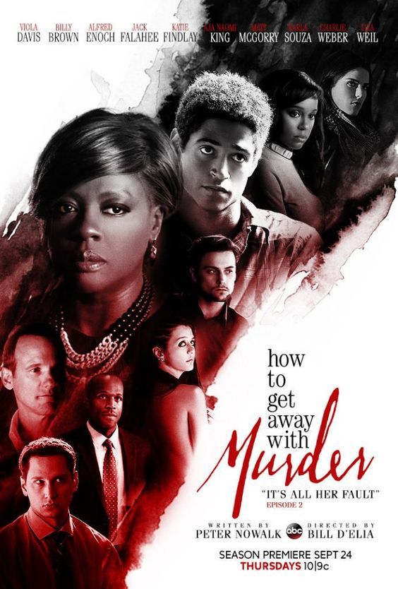How to get away with Murder Saison 1 a 4